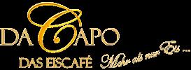 Logo Eiscafe Da Capo Cottbus